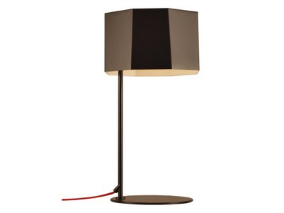 Zhe Table Lamp Matt Black