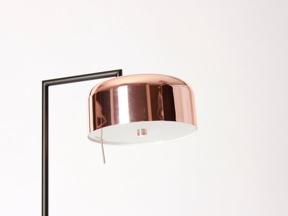 Lalu Table Lamp Copper