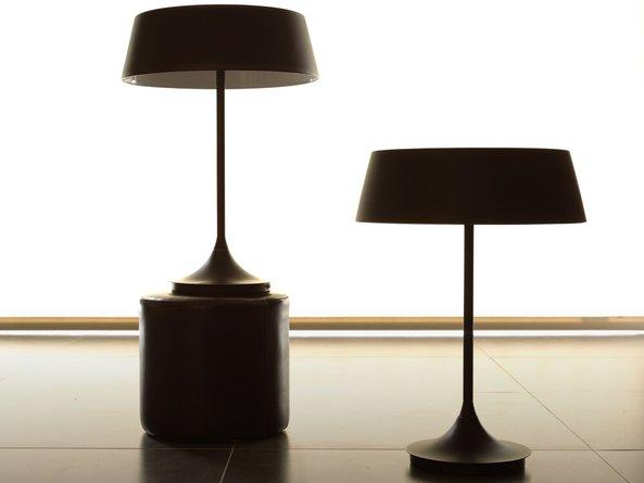 Celeborn Led Table Lamp Oil Bronze