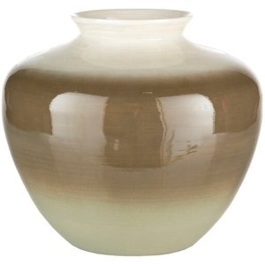 Sausalito Vase 3.0 White And Sage