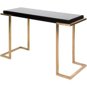 Saavedra Console Table Copper