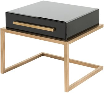 Saavedra End Table Copper