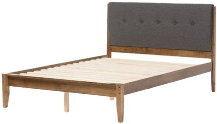 Leyton Queen Bed Gray