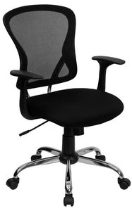 Mesh Task Chair Black