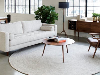 Osamu Living Room