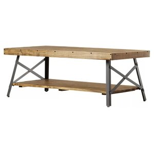Lynn Coffee Table Natural Wood