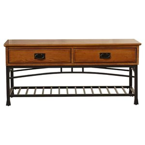Bilboa Coffee Table Distressed Oak