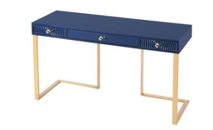 Janie Desk Blue