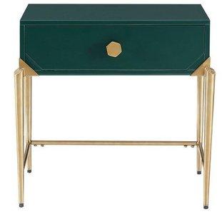 Bajo Side Table Green