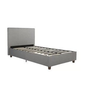 Ramsay Lakes Upholstered Platform Twin Bed