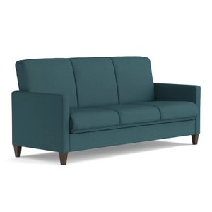 Garner Bay Convertible Sofa Caribbean Blue