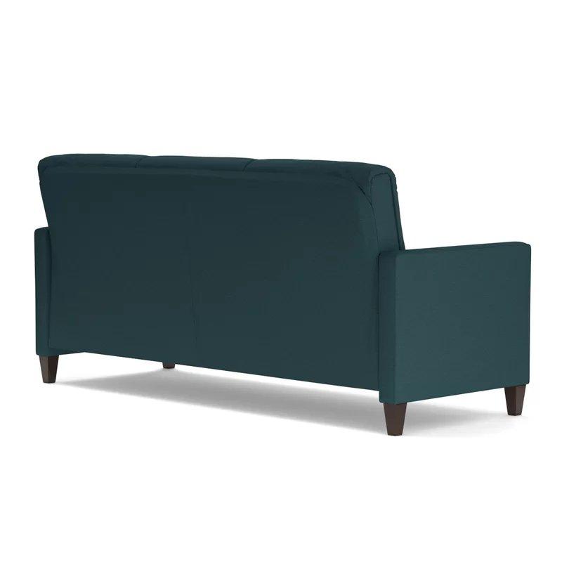 Garner Bay Convertible Sofa Caribbean Blue