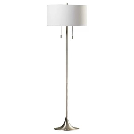 MacDougal Floor Lamp White