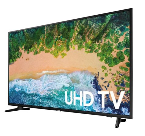 "Samsung 55"" LED NU6900 Series Smart 4K UHD TV with HDR"