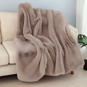 Caparica Throw Blanket Blush