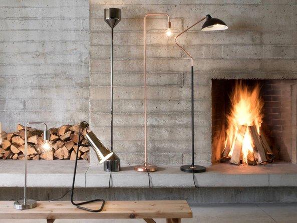 Toshiaki Lamps Set