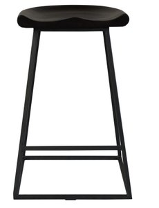 Jackman Counter Stool-M2 Brown (Set Of 2)