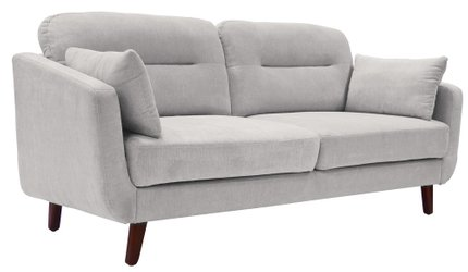 Ladenida Modern Chloe Sofa Light Gray