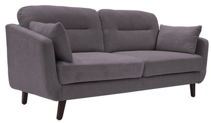 Ladenida Modern Chloe Sofa Dark Gray