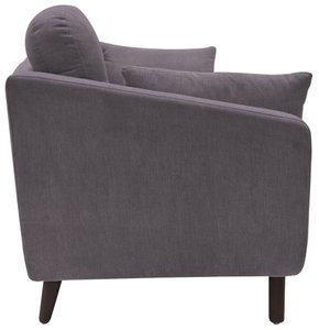 Ladenida Modern Chloe Sofa Dark Gray