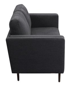 Ladenida Simone Sofa Charcoal