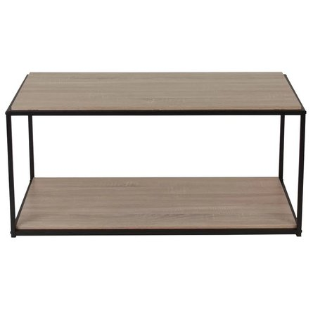 Alterf Coffee Table Brown