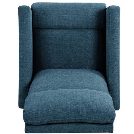 Danica Power Wall Hugger Recliner Caribbean Blue