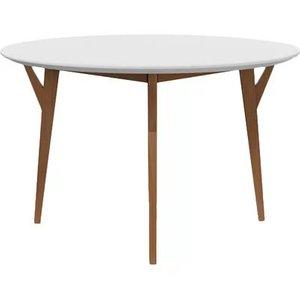 Sabina Dining Table White