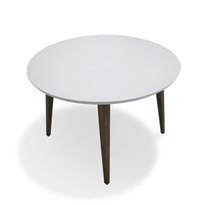 Kinsey Dining Table White