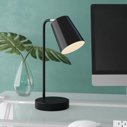 "Pfeiffer 14.5"" Desk Lamp Black"