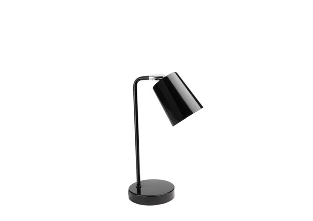 """Pfeiffer 14.5"""" Desk Lamp Black"""