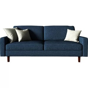 Glennon Sofa Dark Blue