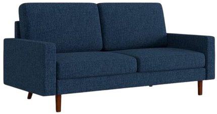 Glennon Sofa Dark Blue
