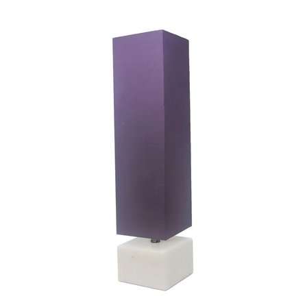 Deckerville Accent Table Lamp Plum