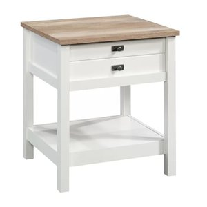 Paignt Nightstand Soft White