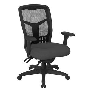 Pehrson Ergonomic Task Chair Gray