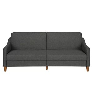 Joy Sleeper Sofa Gray