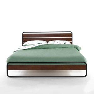 Chara Platform King Bed