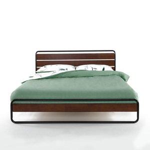 Chara Platform Queen Bed
