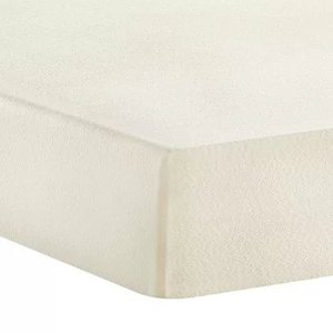 "Memory Foam Twin Mattress 10"" White"