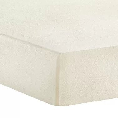 "Memory Foam Twin Mattress 8"" White"