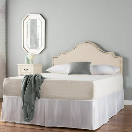 "Sleep Memory Foam King Mattress 10"" White"