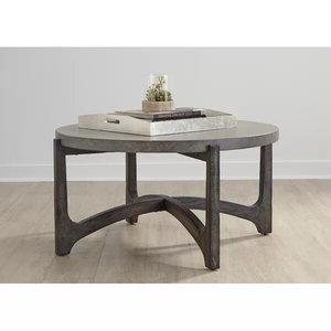 Wyndmoor Coffee Table Gray