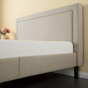 Alanbrook Upholstered Platform King Bed