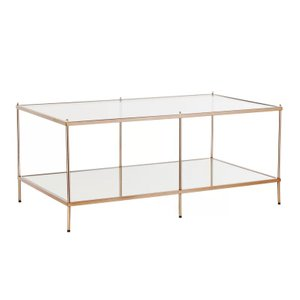 Kenmore Coffee Table Gold