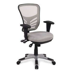 Ethen Office Chair Gray