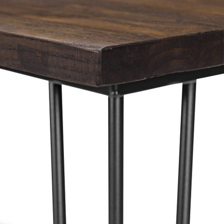 Parker Square Dining Table Walnut