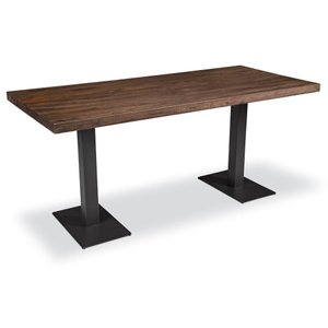 "Sloane 68"" Dining Table Walnut"