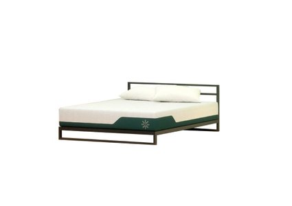 "Cooling Gel Memory Foam Queen Mattress 8"" White"