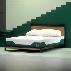 Cooling Gel Hybrid Foam Full Mattress 10""